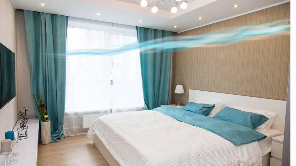 Ремонт комнаты с микроклиматом