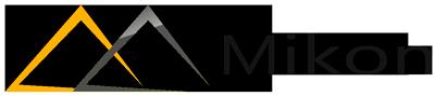 Логотип компании Микон