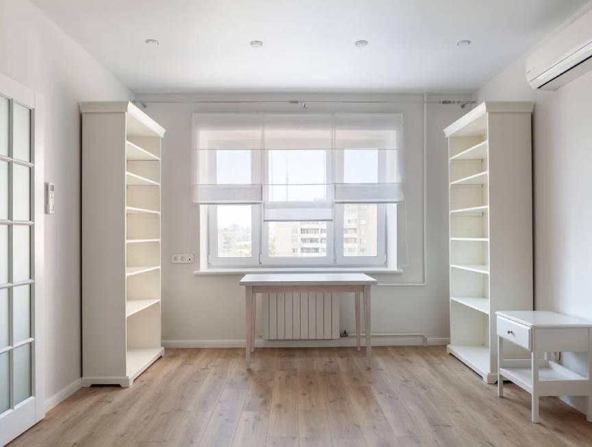 Ремонт светлой однокомнатной квартиры