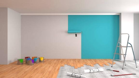 Недорогой ремонт 2х комнатной квартиры