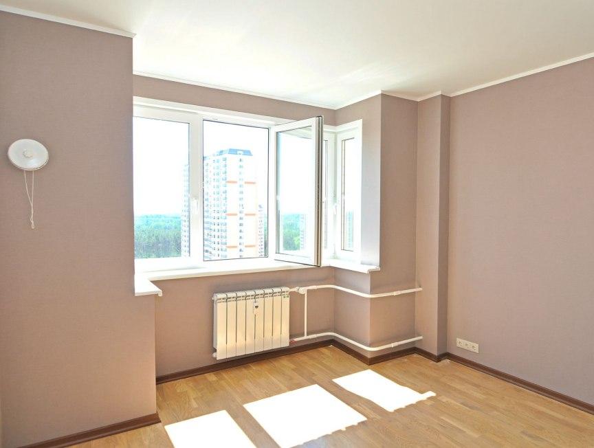 Капитальный ремонт трехкомнатной квартиры