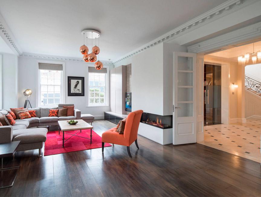 Дизайн светлой квартиры