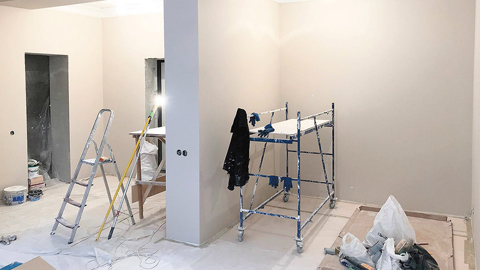 Отделка квартиры при капитальном ремонте